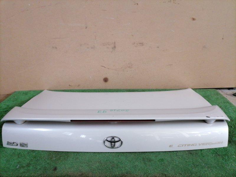 Крышка багажника Toyota Carina Ed ST202 (б/у)