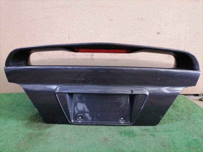 Крышка багажника Mitsubishi Galant EC7A (б/у)