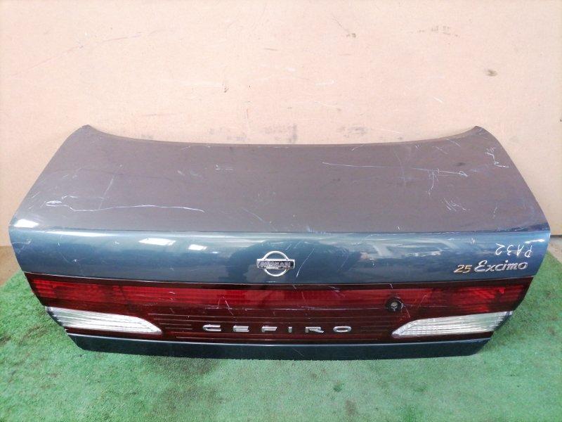 Крышка багажника Nissan Cefiro PA32 (б/у)