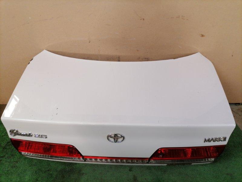 Крышка багажника Toyota Mark Ii JZX100 (б/у)