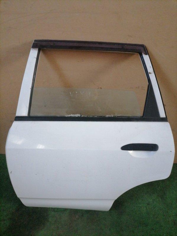 Дверь Nissan Ad VFY11 задняя левая (б/у)