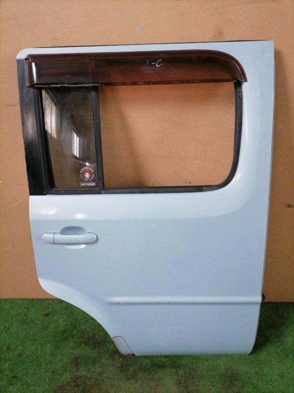 Дверь Nissan Cube BZ11 задняя правая (б/у)