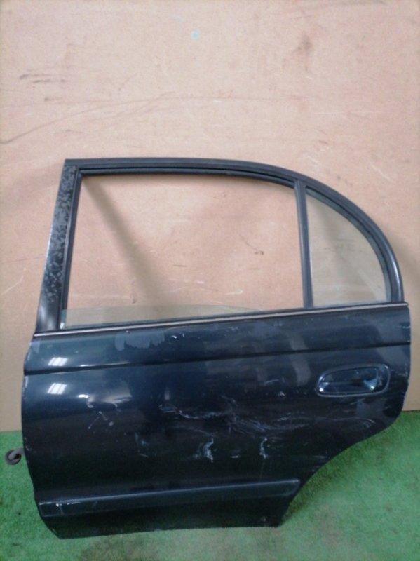 Дверь Toyota Corona ST190 задняя левая (б/у)