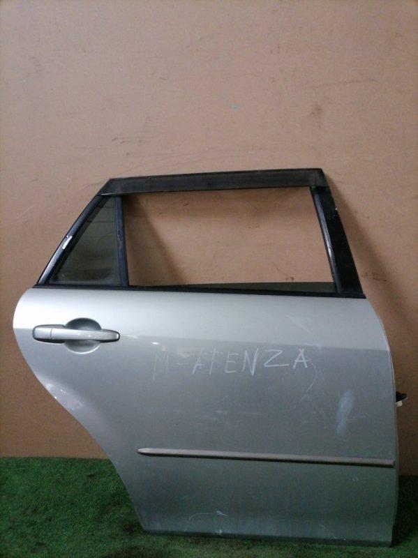 Дверь Mazda Atenza задняя правая (б/у)