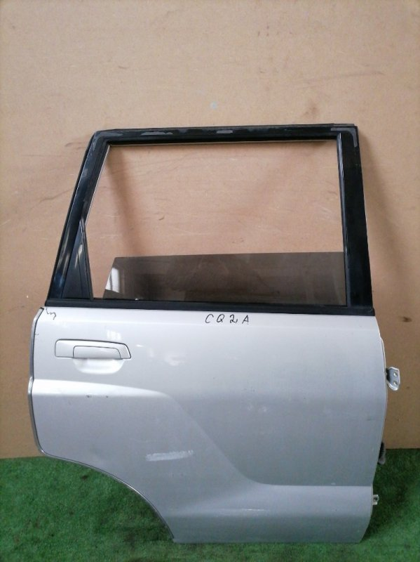 Дверь Mitsubishi Dingo CQ2A задняя правая (б/у)