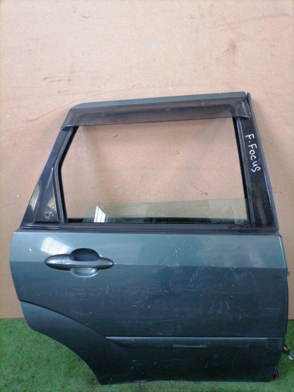 Дверь Ford Focus DBW задняя правая (б/у)