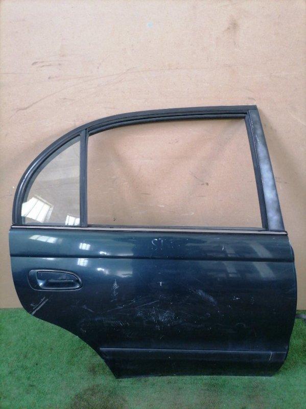 Дверь Toyota Corona ST190 задняя правая (б/у)