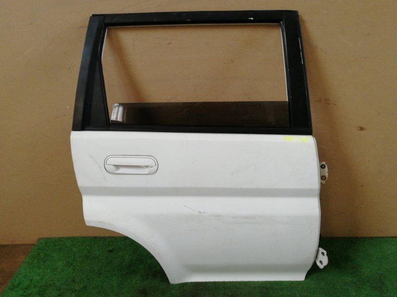 Дверь Honda Hr-V GH3 задняя правая (б/у)