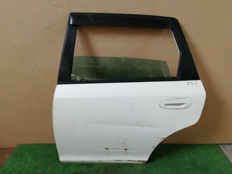 Дверь Honda Civic EU1 задняя левая (б/у)