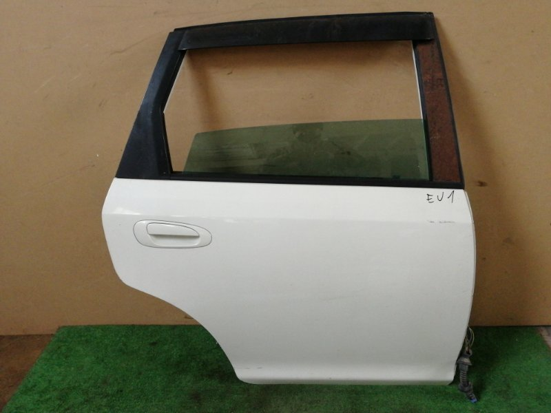 Дверь Honda Civic EU1 задняя правая (б/у)