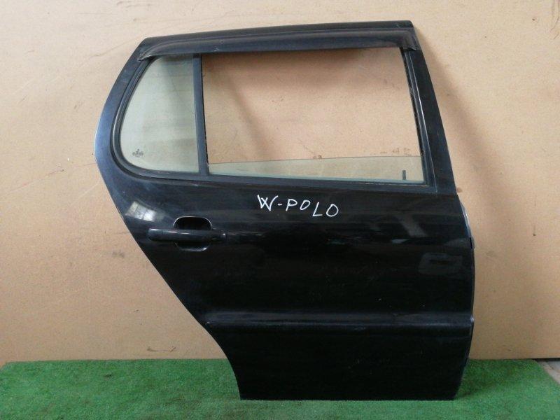 Дверь Vw Polo 9NBKY задняя правая (б/у)