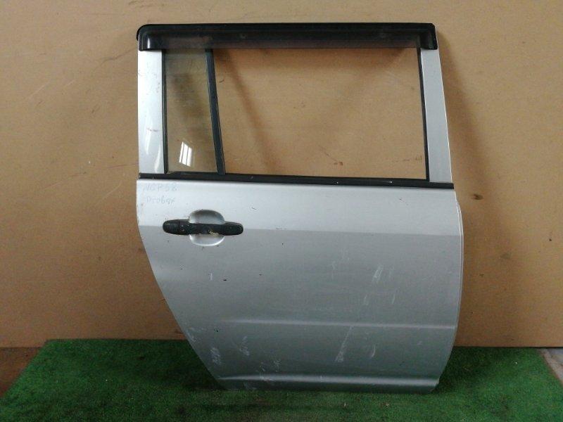 Дверь Toyota Probox NCP58 задняя правая (б/у)