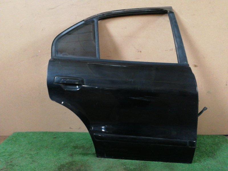 Дверь Mitsubishi Galant EA1A задняя правая (б/у)