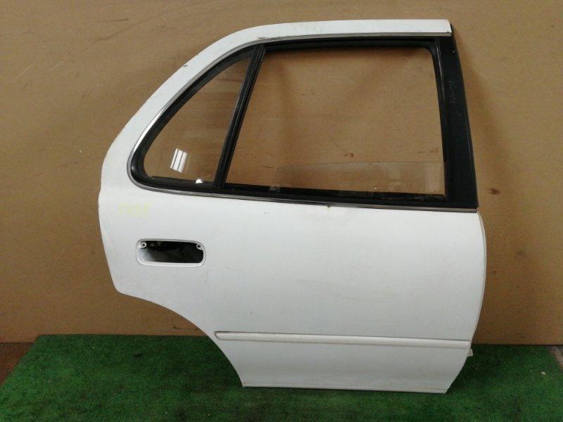 Дверь Toyota Camry SV35 задняя правая (б/у)