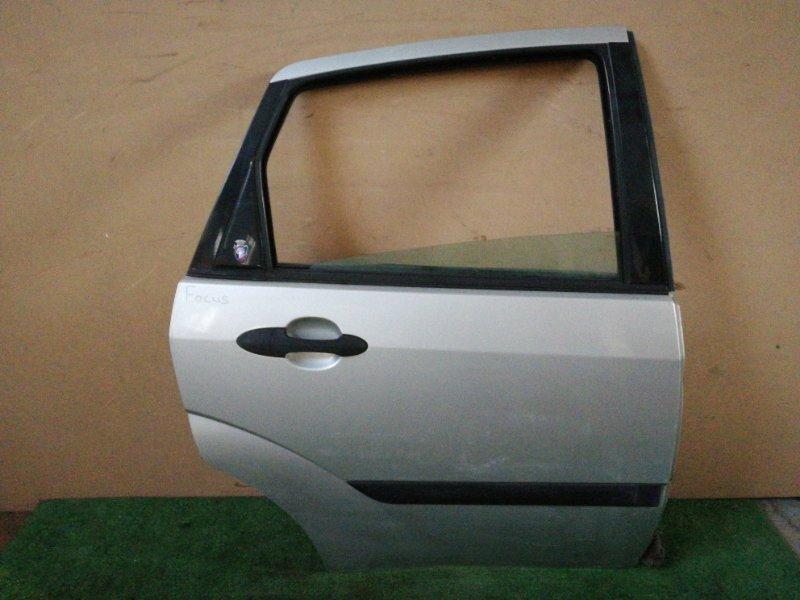 Дверь Ford Focus DBW 2002 задняя правая (б/у)