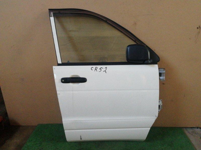 Дверь Toyota Town Ace Noah CR52 передняя правая (б/у)