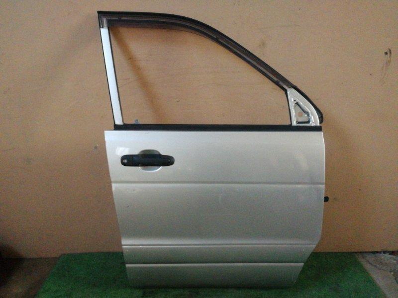 Дверь Toyota Town Ace Noah SR50 передняя правая (б/у)