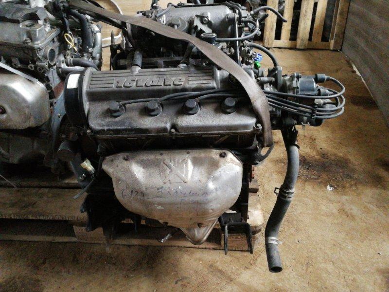 Двигатель Suzuki Cultus G13B (б/у)