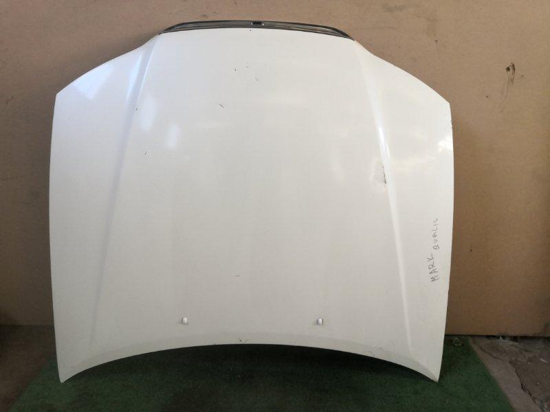 Капот Toyota Markii Qualis MCV21 (б/у)