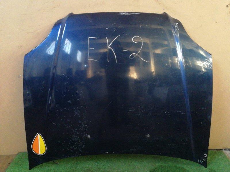 Капот Honda Civic EK2 D13B (б/у)