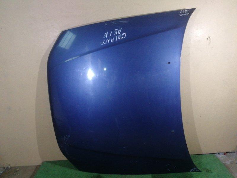 Капот Mitsubishi Galant EA1A 4G93 (б/у)