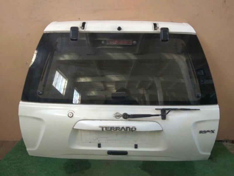 Дверь багажника Nissan Terrano Regulus JTR50 (б/у)