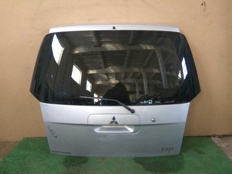 Дверь багажника Mitsubishi Dingo CQ2A (б/у)