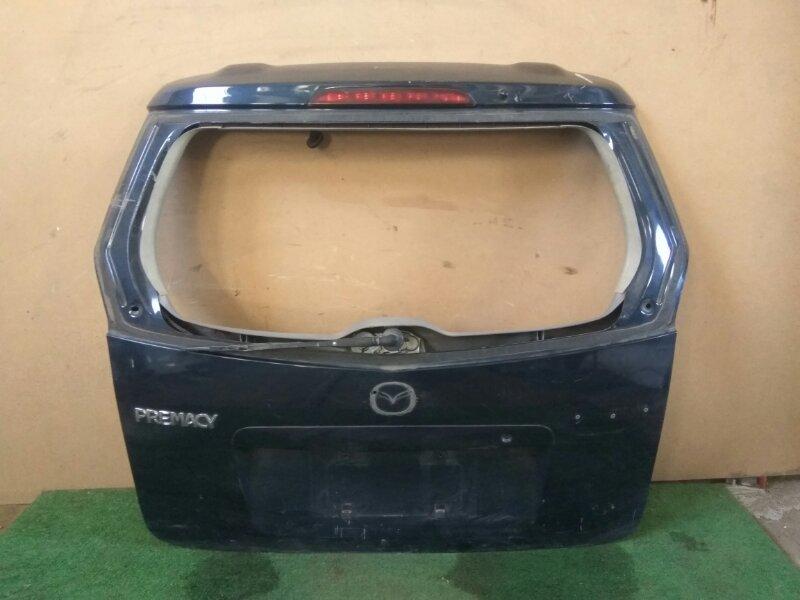 Дверь багажника Mazda Premacy CP8W (б/у)