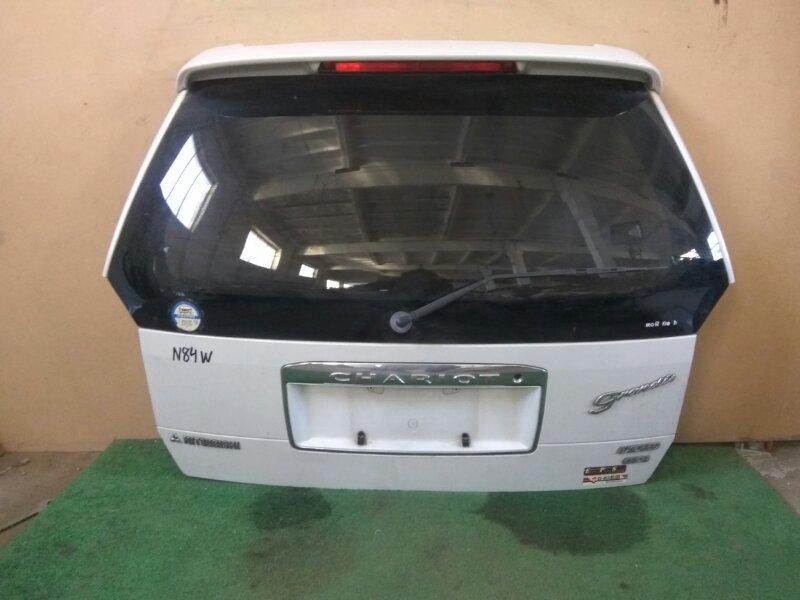 Дверь багажника Mitsubishi Chariot Grandis N84W (б/у)