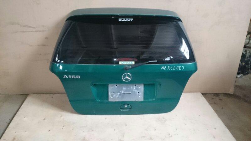 Дверь багажника Mercedes-Benz A160 (б/у)