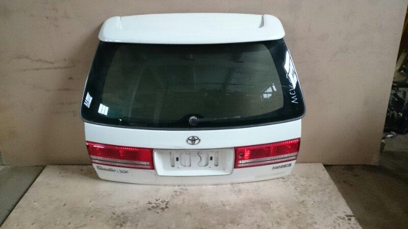 Крышка багажника Toyota Markii Qualis MCV21 (б/у)