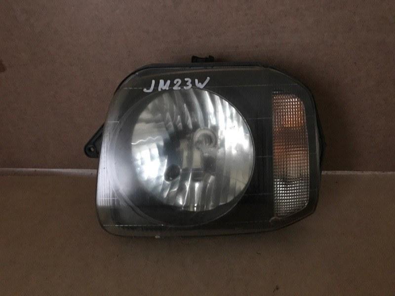 Фара Mazda Az-Offroad JM23W левая (б/у)