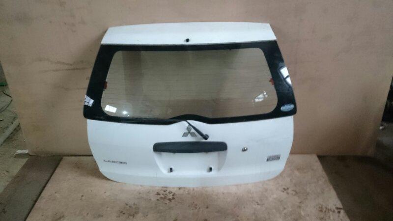 Дверь багажника Mitsubishi Lancer CS2W (б/у)