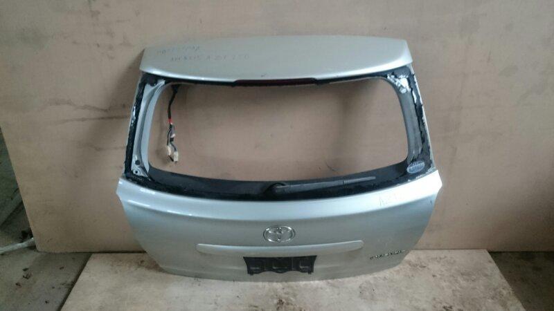 Дверь багажника Toyota Avensis AZT250 (б/у)