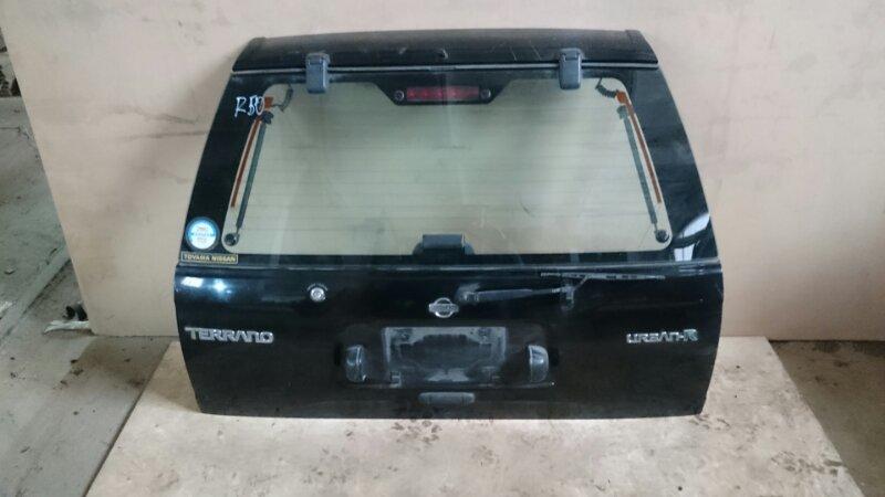 Дверь багажника Nissan Terrano PR50 (б/у)