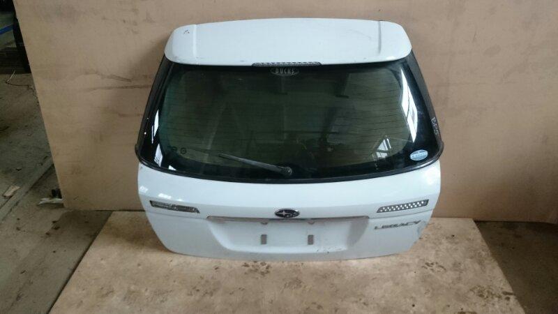 Дверь багажника Subaru BP5 (б/у)