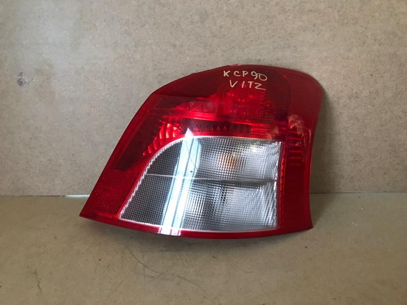 Фонарь Toyota Vitz KSP90 задний правый (б/у)