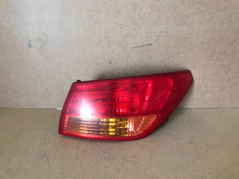 Фонарь заднего хода Nissan Bluebird Sylphy KG11 задний правый (б/у)
