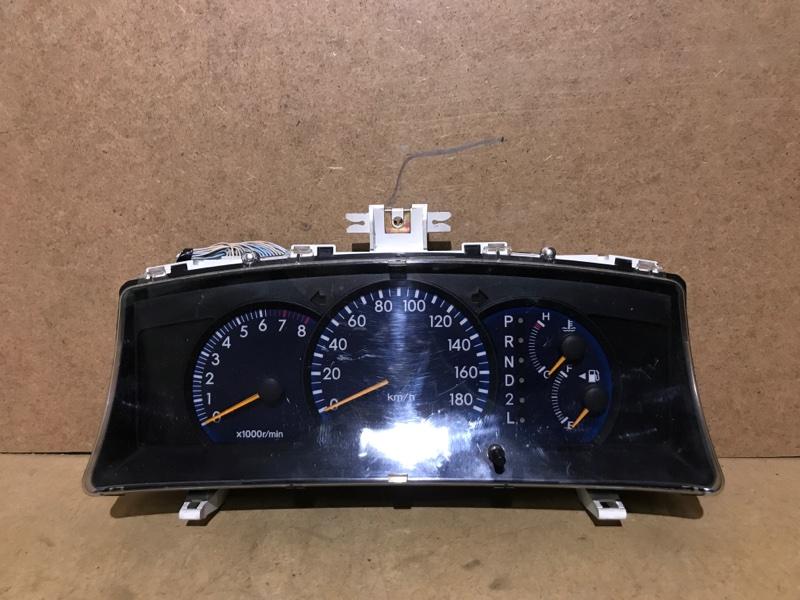 Панель приборов Toyota Allex NZE121 (б/у)