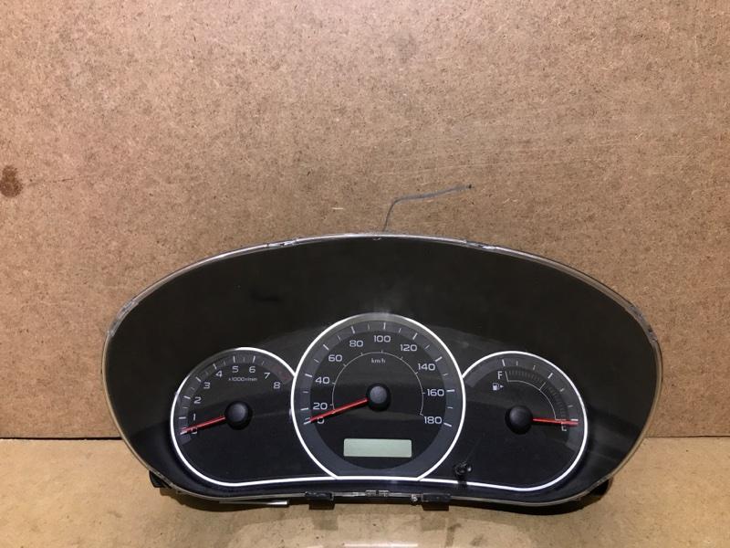 Панель приборов Subaru GH3 (б/у)