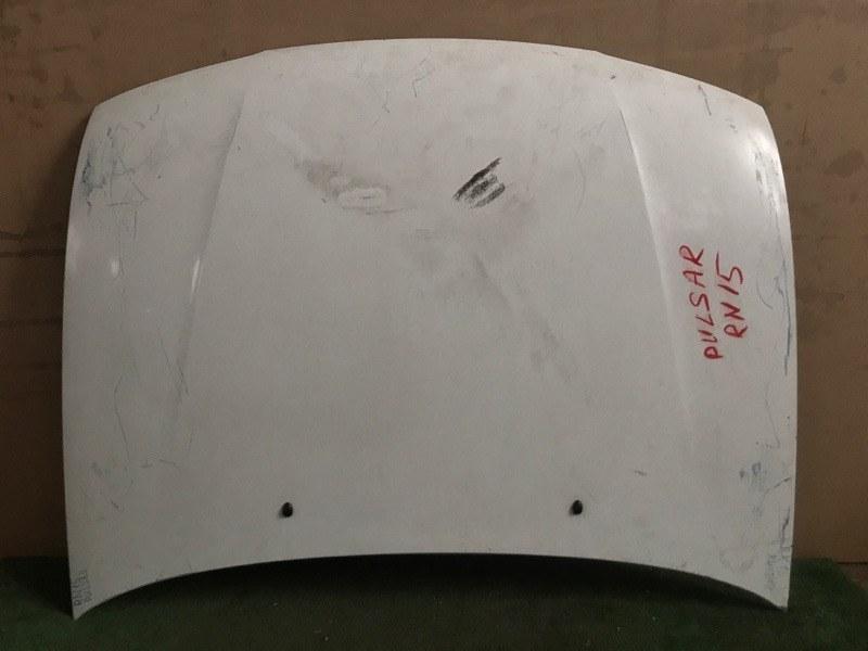 Капот Nissan Pulsar RN15 (б/у)