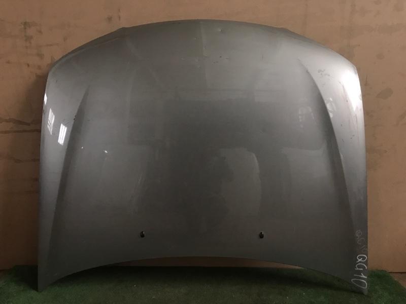 Капот Nissan Bluebird QG10 (б/у)