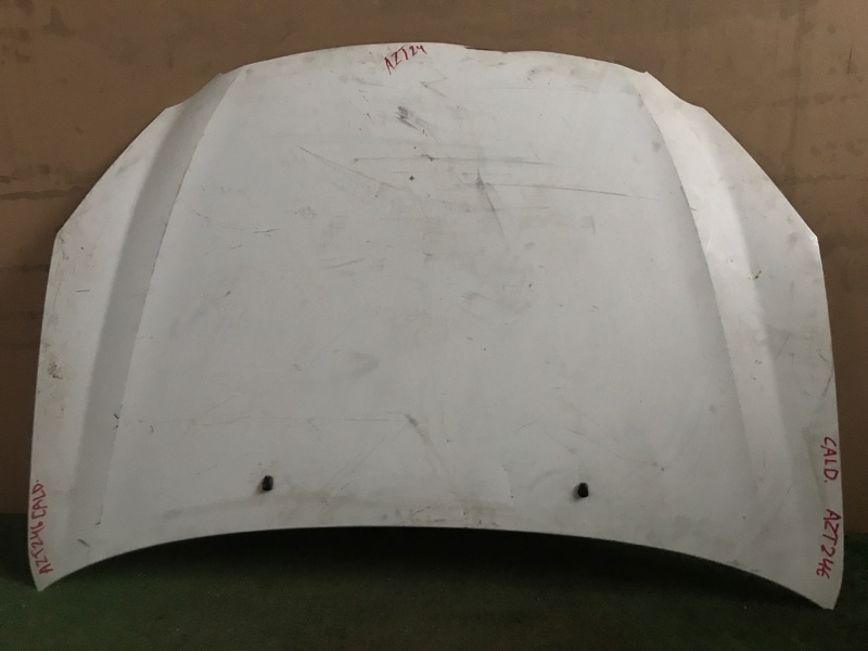 Капот Toyota Caldina AZT246 (б/у)