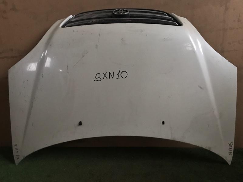 Капот Toyota Nadia SXN10 (б/у)