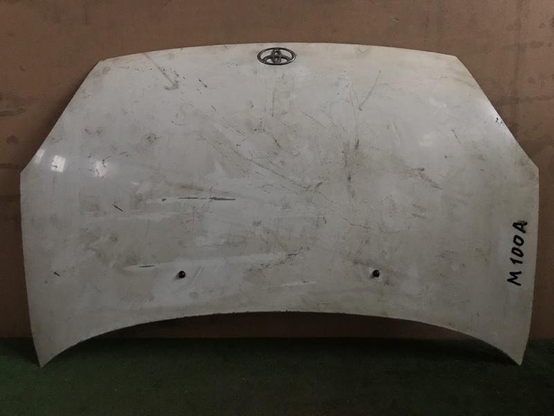 Капот Toyota Duet M100A (б/у)