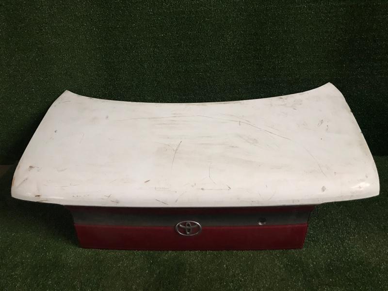 Крышка багажника Toyota Carina AT192 (б/у)