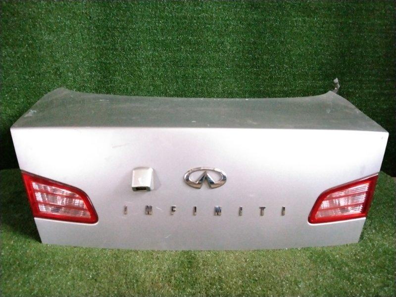 Крышка багажника Nissan Skyline NV35 (б/у)