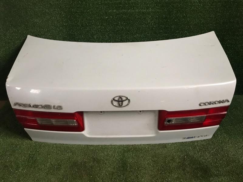 Крышка багажника Toyota Corona Premio ST215 (б/у)