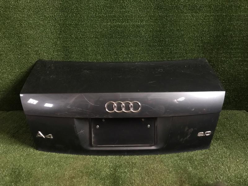 Крышка багажника Audi A4 B6 (б/у)