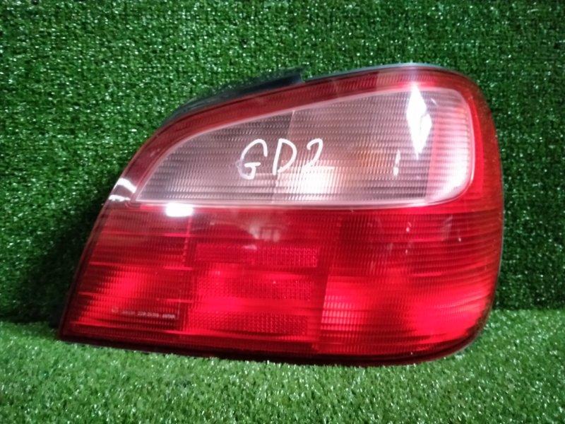 Фонарь Subaru Impreza GD2 правый (б/у)